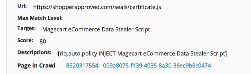 Magecart Card-Stealing Gang Hits 'Shopper Approved' Plug-In