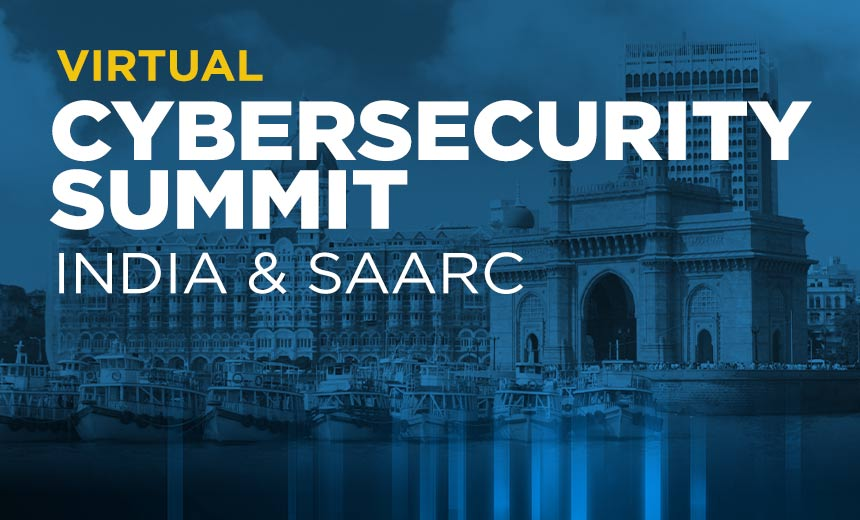 Virtual Cybersecurity Summit: India & SAARC