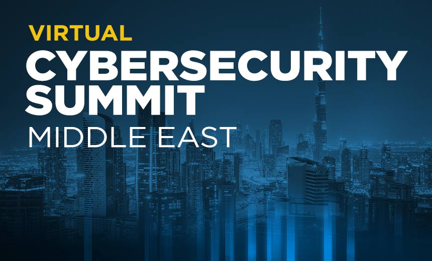 Virtual Cybersecurity Summit: Middle East